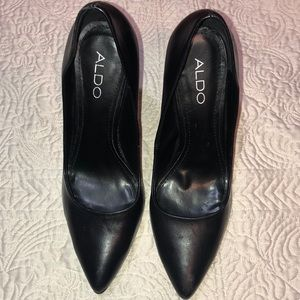 Aldo Shoes - Black Aldo size 38 Heels